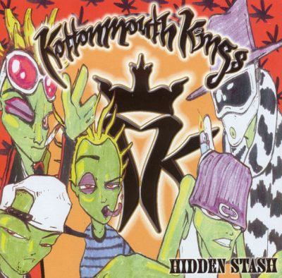 Kottonmouth Kings – Hidden Stash (CD) (1999) (FLAC + 320 kbps)