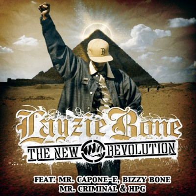 Layzie Bone – The New Revolution (CD) (2006) (FLAC + 320 kbps)