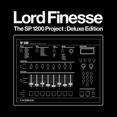 Lord Finesse – The SP1200 Project (Deluxe Edition) (2xCD) (2014) (320 kbps)