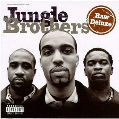 Jungle Brothers – Raw Deluxe (CD) (1997) (FLAC + 320 kbps)