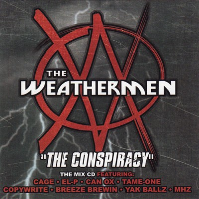The Weathermen – The Conspiracy (CD) (2003) (FLAC + 320 kbps)