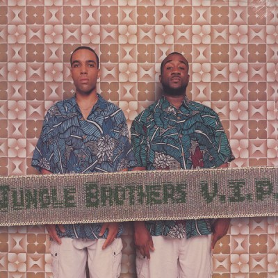 Jungle Brothers – V.I.P. (CD) (1999) (FLAC + 320 kbps)