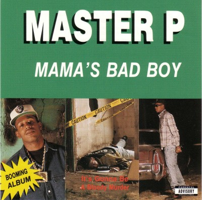 Master P – Mama's Bad Boy (CD) (1992) (FLAC + 320 kbps)