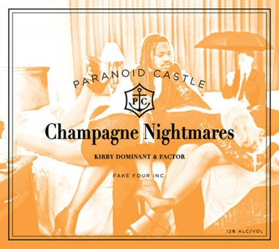 Paranoid Castle – Champagne Nightmares (CD) (2011) (FLAC + 320 kbps)