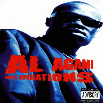 Al Agami – Covert Operation (CD) (1993) (FLAC + 320 kbps)