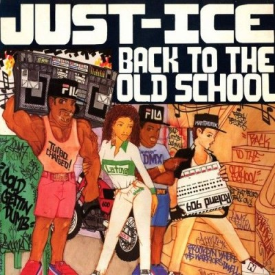 Just-Ice – Back To The Old School (CD Reissue) (1986-2005) (FLAC + 320 kbps)