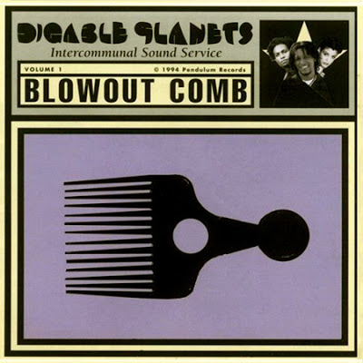 Digable Planets – Blowout Comb (CD) (1994) (FLAC + 320 kbps)