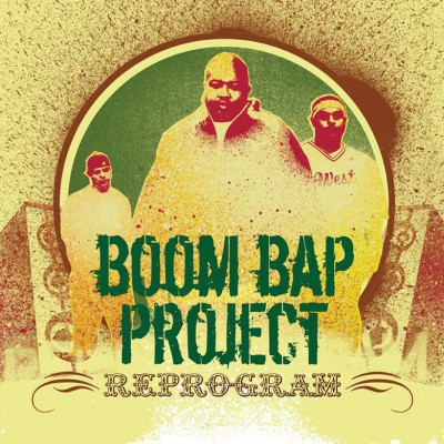 Boom Bap Project – Reprogram (CD) (2005) (FLAC + 320 kbps)