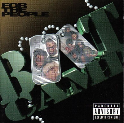 Boot Camp Clik – For The People (CD) (1997) (FLAC + 320 kbps)