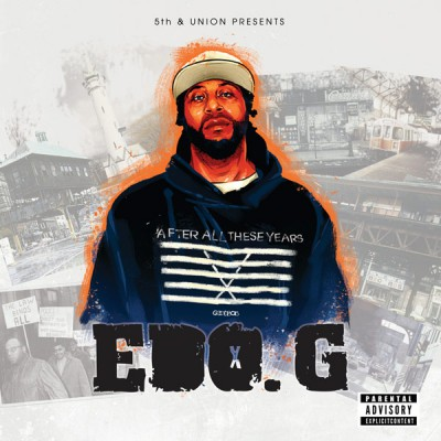 Edo.G – After All These Years (CD) (2014) (FLAC + 320 kbps)