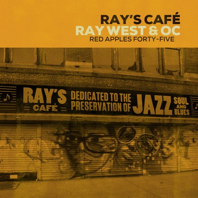 Ray West & O.C. – Ray's Café (Deluxe Edition CD) (2014) (FLAC + 320 kbps)