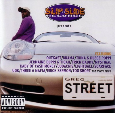 Greg Street ‎Presents – Six O'Clock Vol. 1 (CD) (2000) (FLAC + 320 kbps)