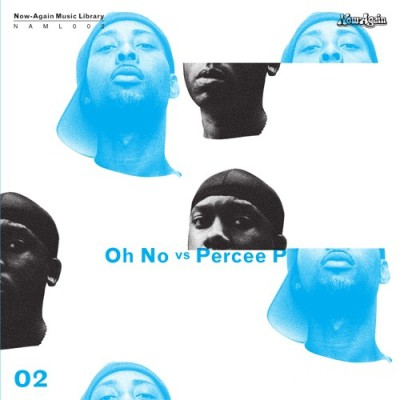 Oh No – Oh No Vs. Percee P (CD) (2008) (FLAC + 320 kbps)