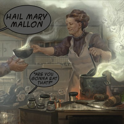 Hail Mary Mallon – Are You Gonna Eat That? (CD) (2011) (FLAC + 320 kbps)