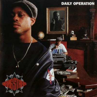 Gang Starr – Daily Operation (CD) (1992) (FLAC + 320 kbps)