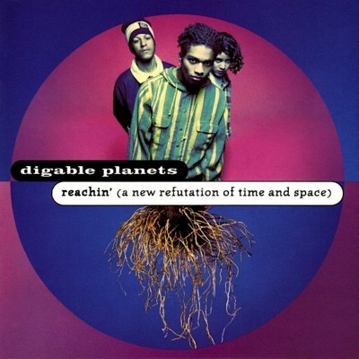 Digable Planets – Reachin' (A New Refutation Of Time And Space) (CD) (1993) (FLAC + 320 kbps)