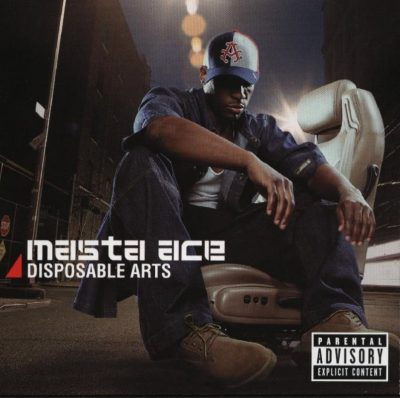 Masta Ace – Disposable Arts (CD) (2001) (FLAC + 320 kbps)