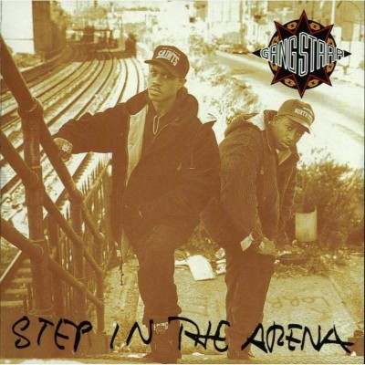 Gang Starr – Step In The Arena (CD) (1991) (FLAC + 320 kbps)