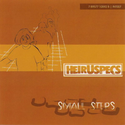 Heiruspecs – Small Steps (CD) (2002) (FLAC + 320 kbps)