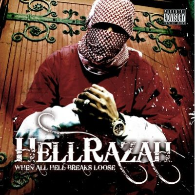 Hell Razah – When All Hell Breaks Loose (CD) (2001) (FLAC + 320 kbps)
