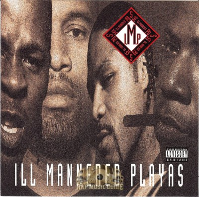 I.M.P. – Ill Mannered Playas (CD) (1995) (FLAC + 320 kbps)