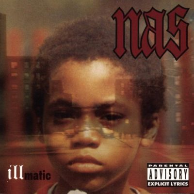 Nas – Illmatic (CD) (1994) (FLAC + 320 kbps)