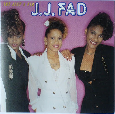 J.J. Fad – Not Just A Fad (CD) (1990) (FLAC + 320 kbps)