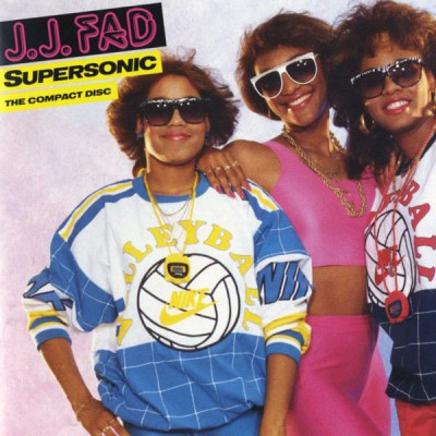 J.J. Fad – Supersonic (CD) (1988) (FLAC + 320 kbps)