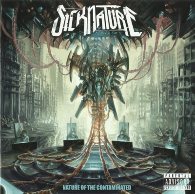Sicknature – Nature Of The Contaminated (CD) (2013) (FLAC + 320 kbps)