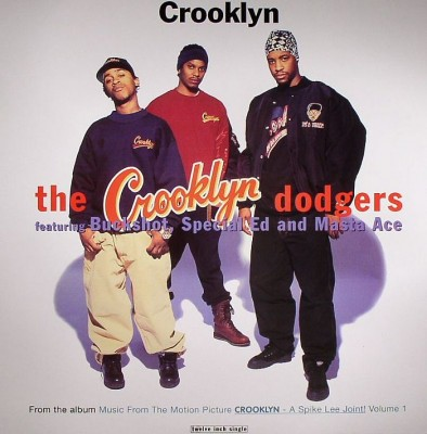 The Crooklyn Dodgers – Crooklyn (VLS) (1994) (FLAC + 320 kbps)