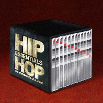 VA – Tommy Boy Presents: Hip Hop Essentials 1979-1991 (12 CD-Box) (2005-2006) (FLAC + 320 kbps)