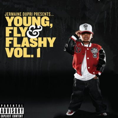 Jermaine Dupri Presents – Young, Fly & Flashy Vol. 1 (CD) (2005) (FLAC + 320 kbps)