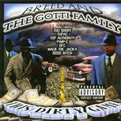 Breed & The Gotti Family – This Dirty Game (CD) (2000) (320 kbps)
