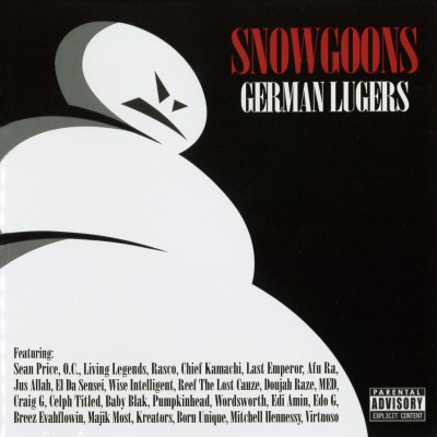 Snowgoons – German Lugers (2xCD) (2007) (FLAC + 320 kbps)