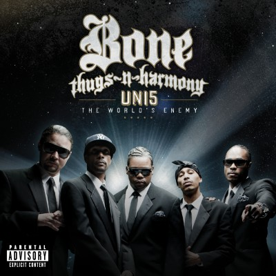 Bone Thugs-N-Harmony – Uni5: The World's Enemy (CD) (2010) (FLAC + 320 kbps)
