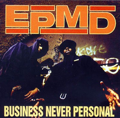 EPMD – Business Never Personal (CD) (1992) (FLAC + 320 kbps)