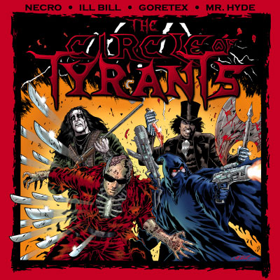 Circle Of Tyrants – The Circle Of Tyrants (CD) (2005) (FLAC + 320 kbps)