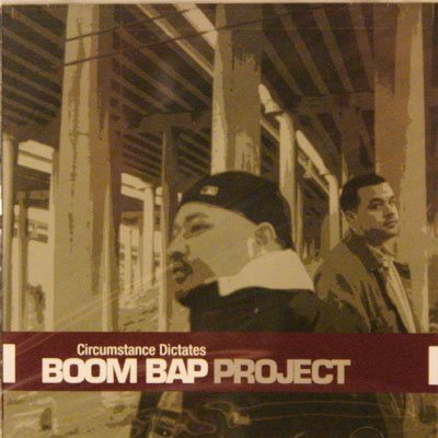 Boom Bap Project – Cicumstance Dictate (CD) (2001) (FLAC + 320 kbps)