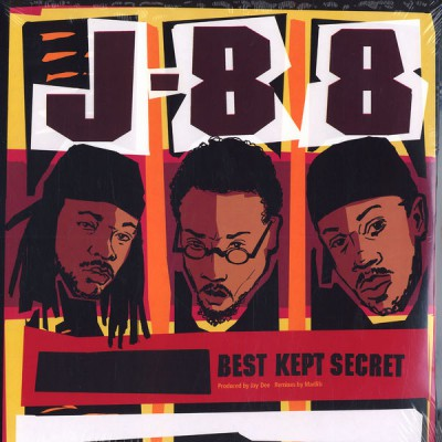 J-88 – Best Kept Secret EP (CD) (2000) (FLAC + 320 kbps)