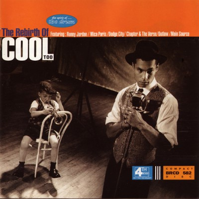 VA – The Rebirth Of Cool Too (CD) (1992) (FLAC + 320 kbps)