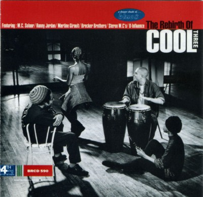 VA – The Rebirth Of Cool Three (CD) (1993) (FLAC + 320 kbps)