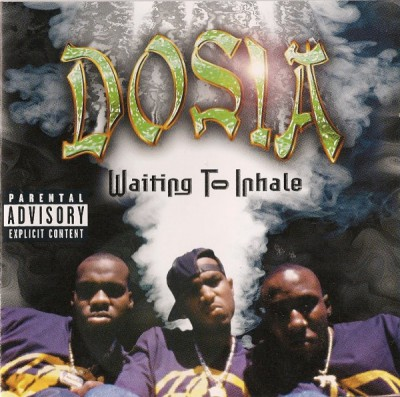 Dosia – Waiting To Inhale (CD) (1998) (FLAC + 320 kbps)