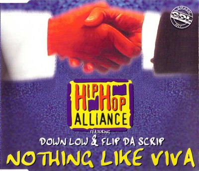 Hip Hop Alliance – Nothing Like Viva (CDM) (1996) (FLAC + 320 kbps)