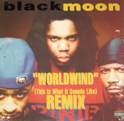 Black Moon – Worldwind (This Is What It Sounds Like) (Remix) (CDS) (1999) (FLAC + 320 kbps)