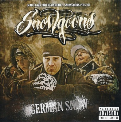 Snowgoons – German Snow (CD) (2008) (FLAC + 320 kbps)