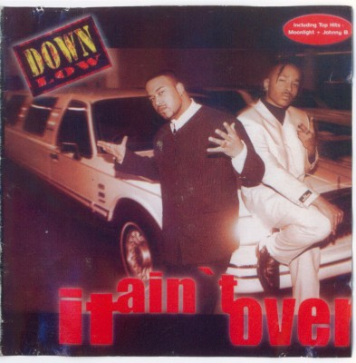 Down Low – It Ain't Over (CD) (1997) (FLAC + 320 kbps)