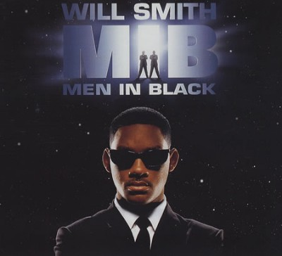 Will Smith – Men In Black (CDS) (1997) (FLAC + 320 kbps)