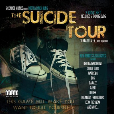 Brotha Lynch Hung – The Suicide Tour: 10 Years Later… Movie Soundtrack (WEB) (2014) (320 kbps)
