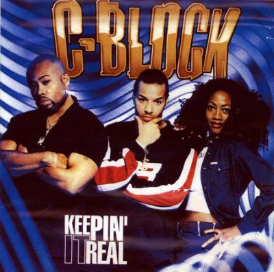 C-Block – Keepin' It Real (CD) (1998) (FLAC + 320 kbps)