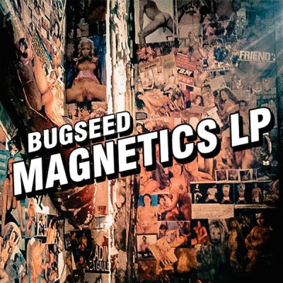 Bugseed – Magnetics LP (WEB) (2014) (320 kbps)